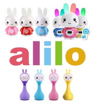2b1a294e078c Купить игрушку: Интерактивный Зайка Alilo [Корзина игрушек ...