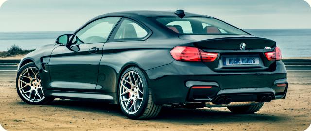 BMW M4 S55