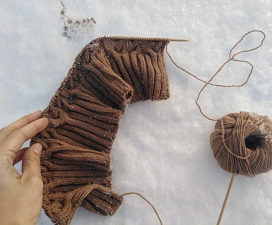 Мужской кардиган из 100% пуха верблюжонка сарлаг