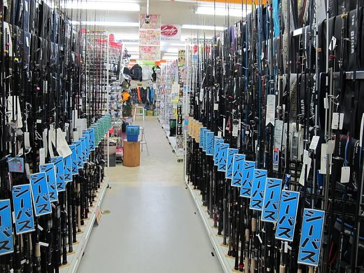 Доверять закупку товаров стоит исключительно опытному рыбаку