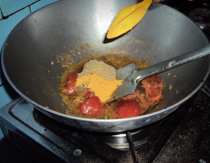 Рыбное карри, пошаговый рецепт с фото