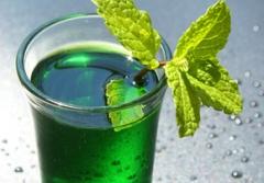 Мятный Ирландский коктейль