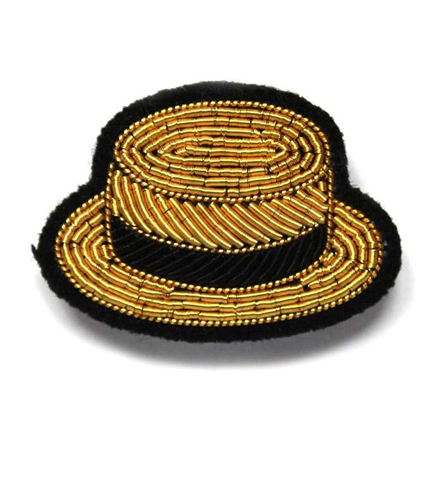 купите оригинальное украшение от Macon&Lesquoy - Canotier pin