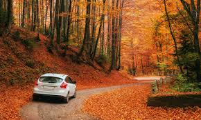 Осенняя пора для автомобиля