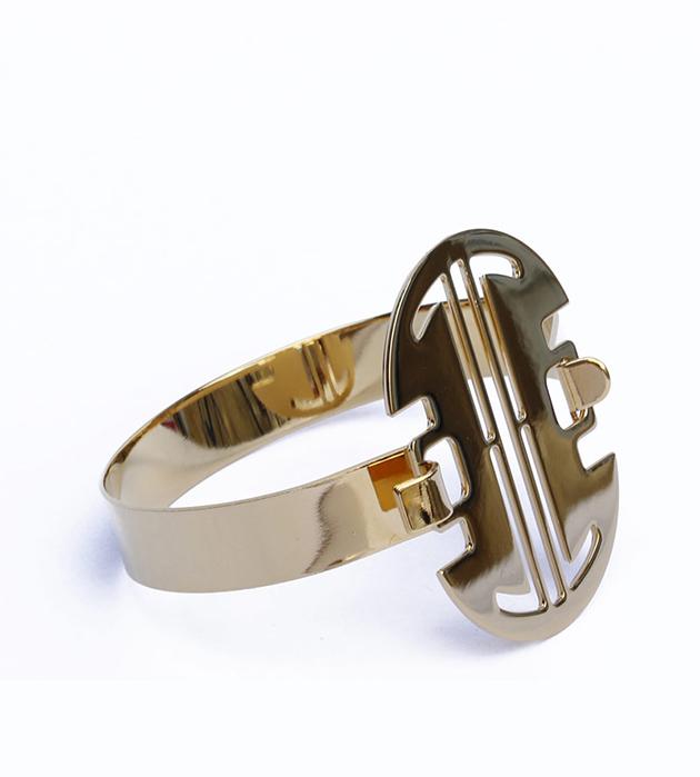 необычный браслет в античном стиле Grec от французскогo бренда Chic Alors Paris