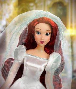 кукла Ариэль День Свадьбы