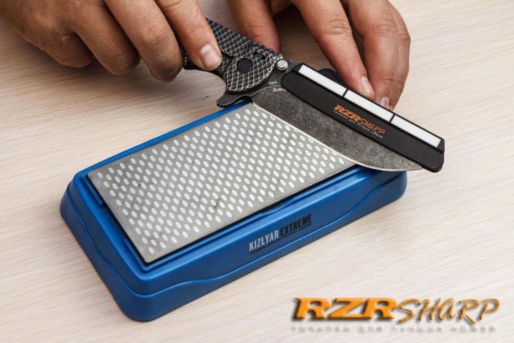 Обновление точилок серии RZR