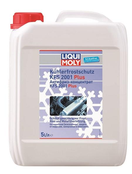 Антифриз-концентрат (красный) liqui moly