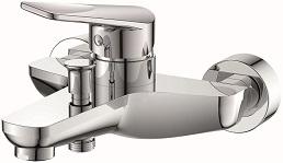 Orange FLIPO M23-100cr однорычажный ванно-душевой смеситель