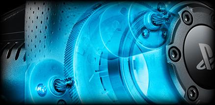 Механизм обратной связи по усилию со сдвоенным электродвигателем