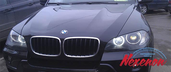 Светодиодная лампа BMW H8-20