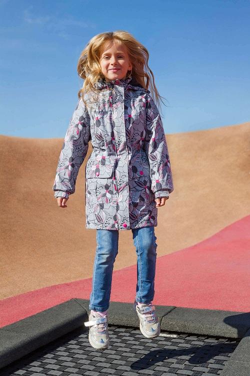 Детский плащ Premont для девочки Лилия Флер-де-Лис SP91602 в магазине Premont-shop