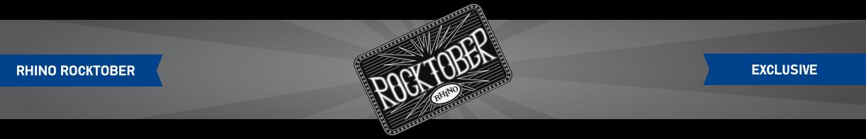 Rocktober Rhino