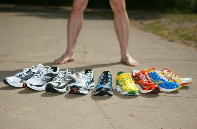 модели кроссовок для бега
