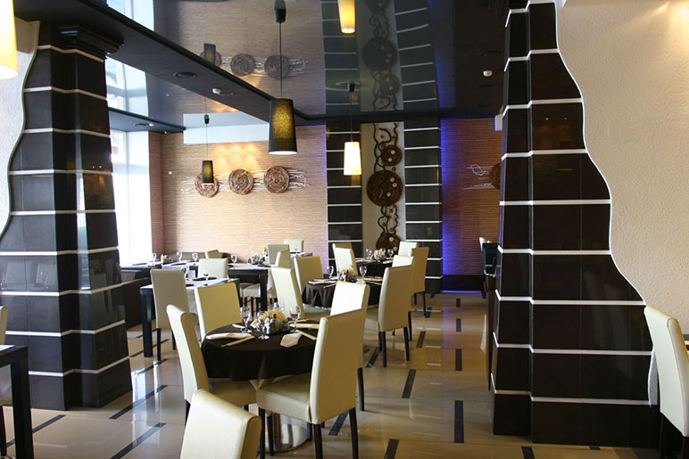 Городские рестораны Токио-Sity