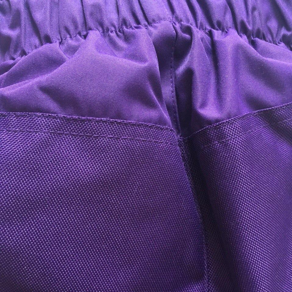 Cordura на одежде Premont на попе
