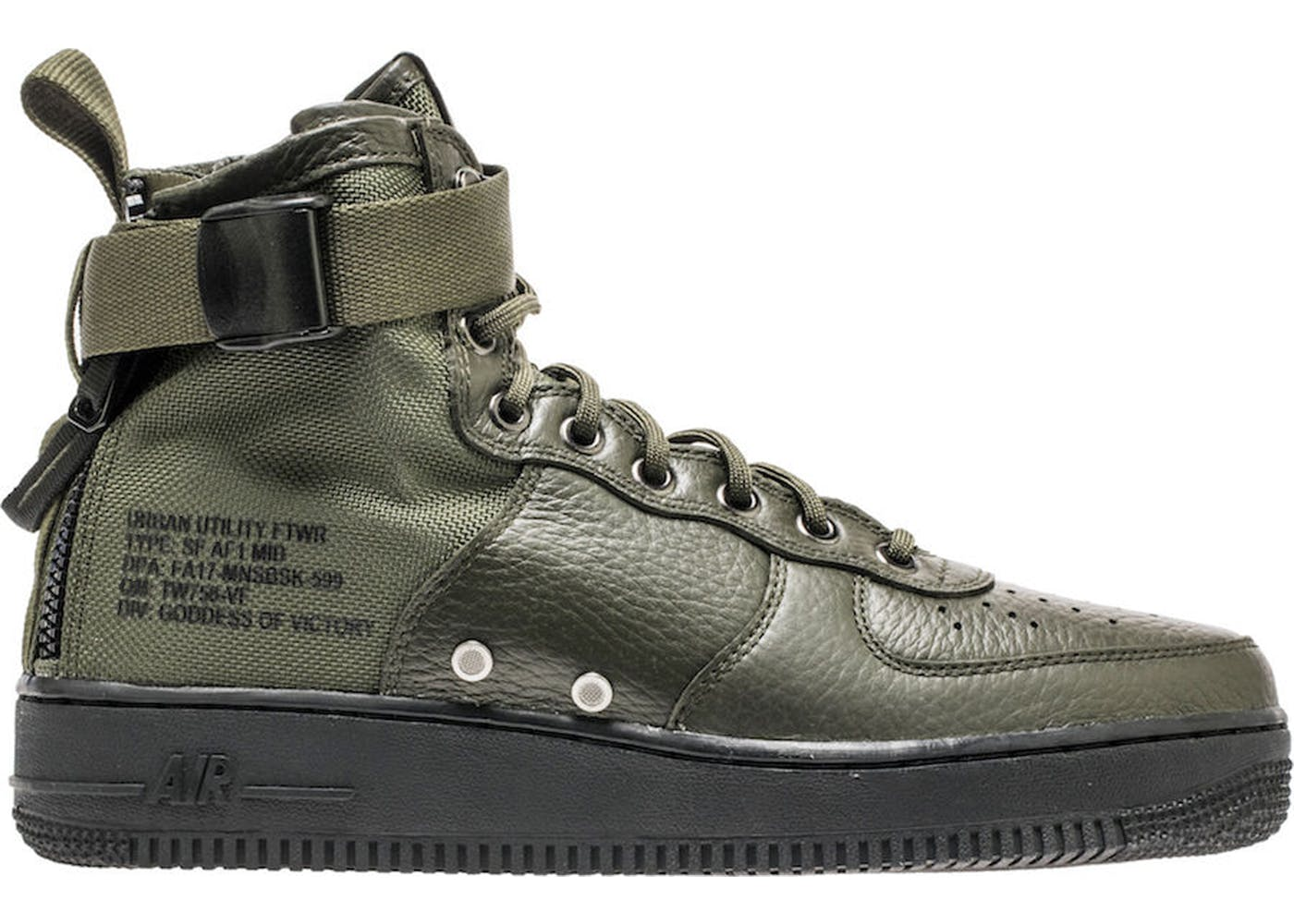 Nike_Air_Force_SF_Green_1