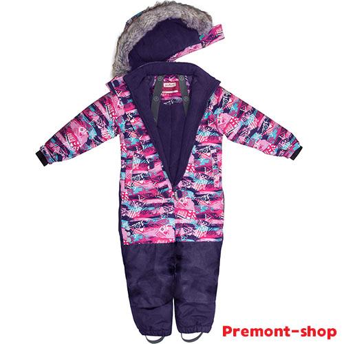 Комбинезон Premont Северное сияние Юкона Sport в магазине Premont-shop