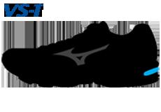 Технология кроссовок Mizuno - VS1