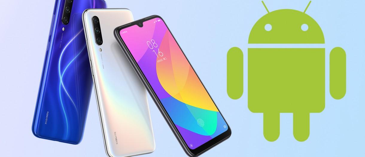 Xiaomi Mi A3 цвета