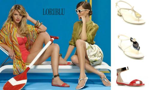 Женские сандалии Loriblu