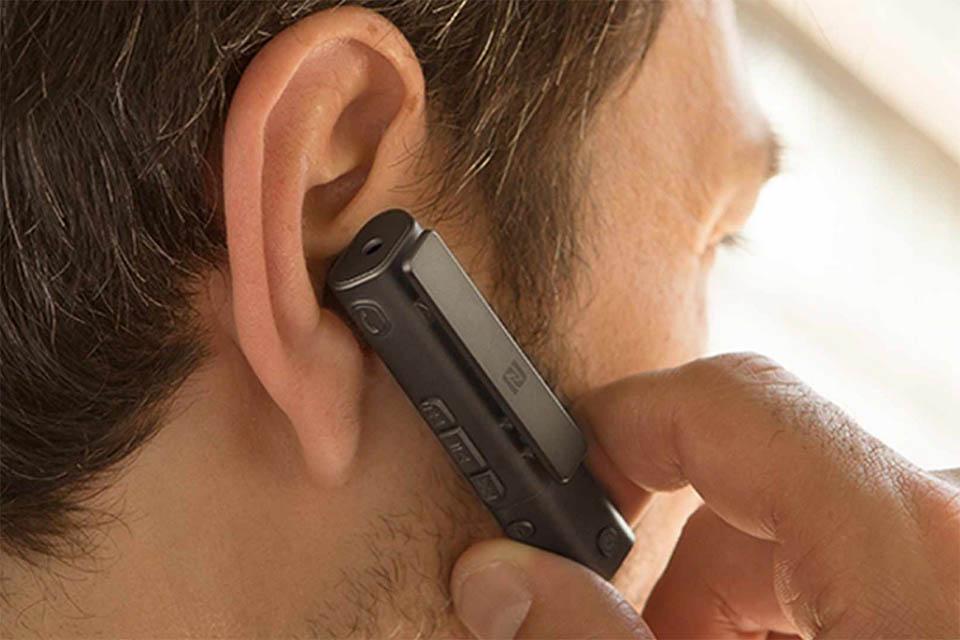 Bluetooth-наушники с микрофоном Sony SBH54 Gold