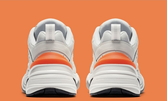 Nike M2K Tekno кроссовки вид сзади