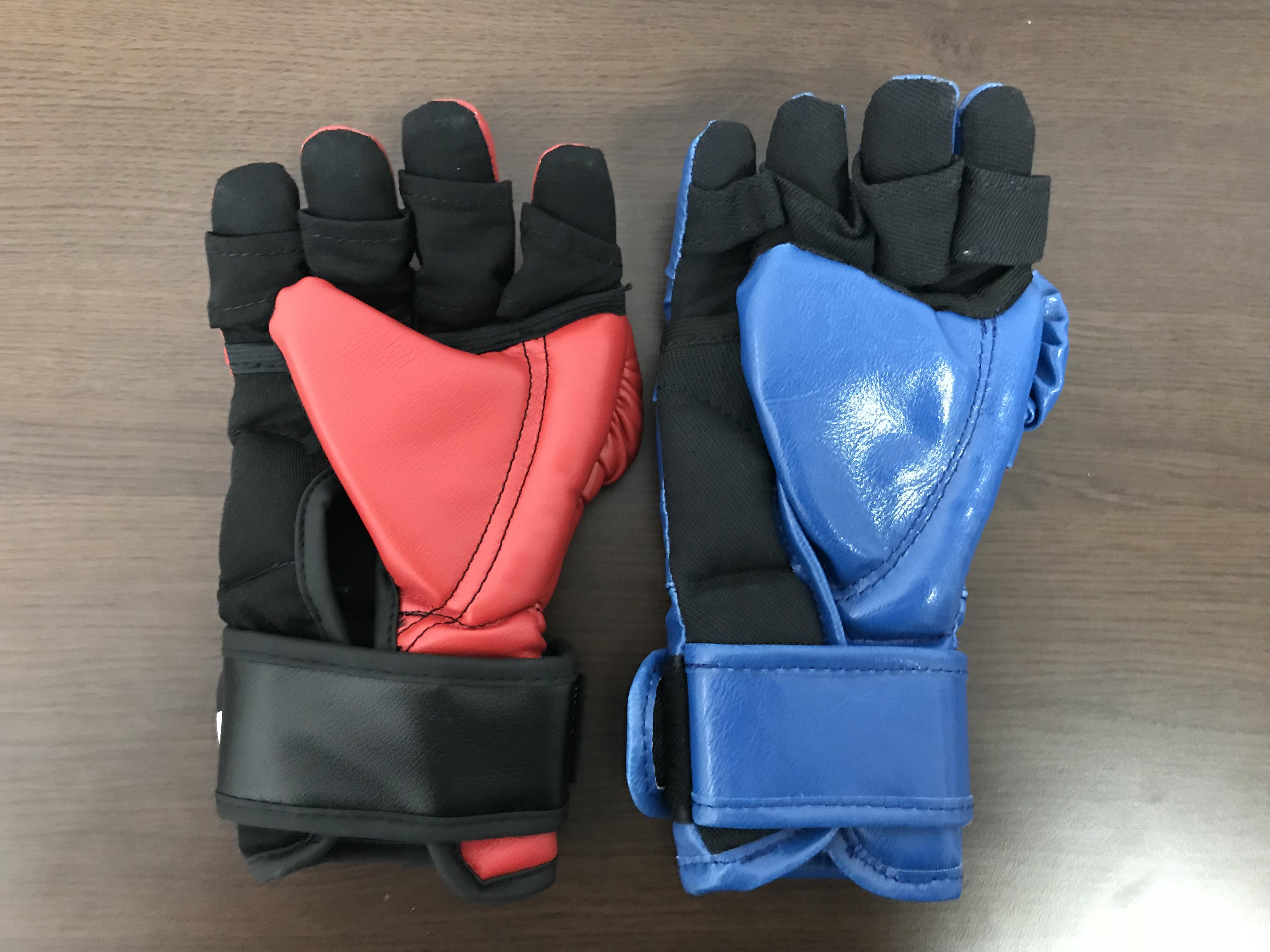 внутренняя часть перчаток арб