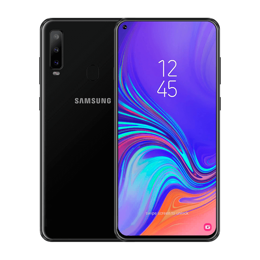 Samsung Galaxy A8s Black (черный)