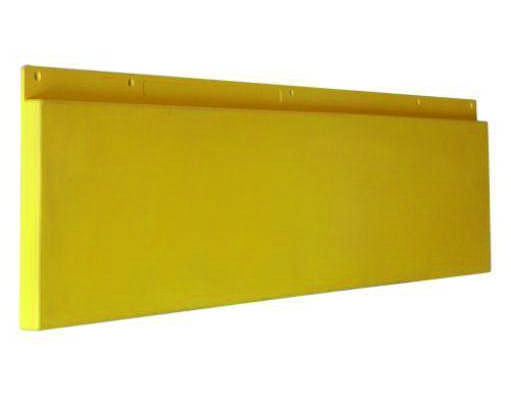 накладка на стену гаража для защиты от сколов