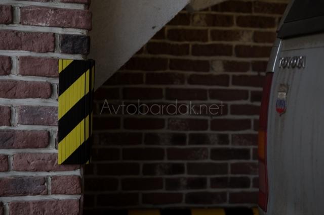 защитные отбойники на стену для парковки (3)