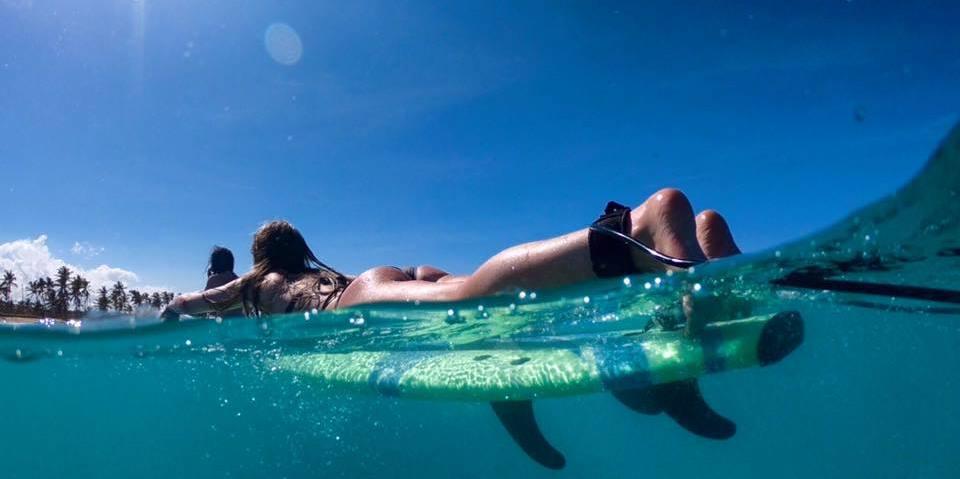 Персональный урок серфинга Доминикана