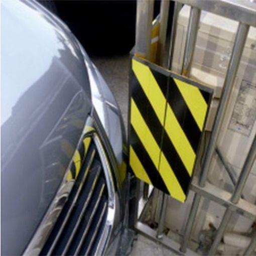 защита автомобиля для подземного паркинга