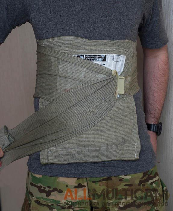 Обзор индивидуальных перевязочных пакетов-бандажей