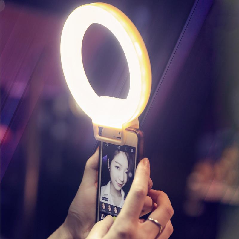 Светодиодное кольцо для селфи SELFIE RING LIGHT оптом