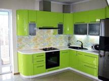 Зеленые кухни