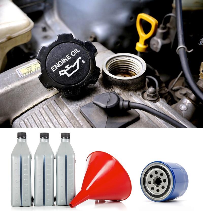 Эффективная замена масла в двигателе автомобиля