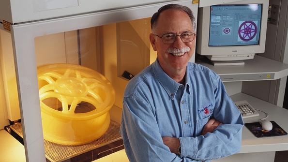 Чарльз Халл - отец современной 3D-печати