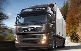 Тесты на грузовике Volvo FM440
