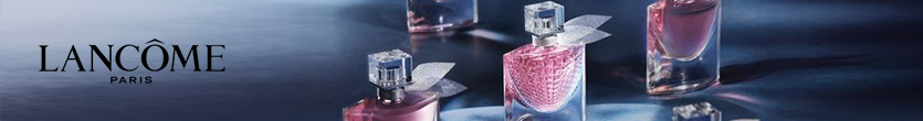Lancome category banner