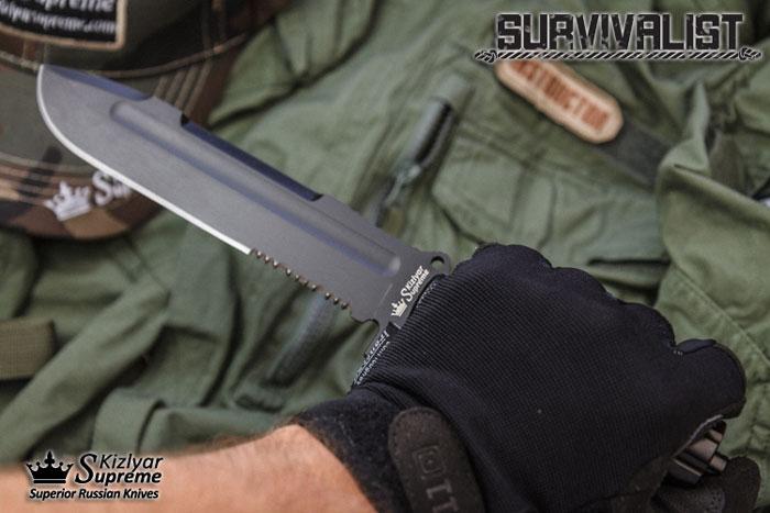 Survivalist Kizlyar Supreme