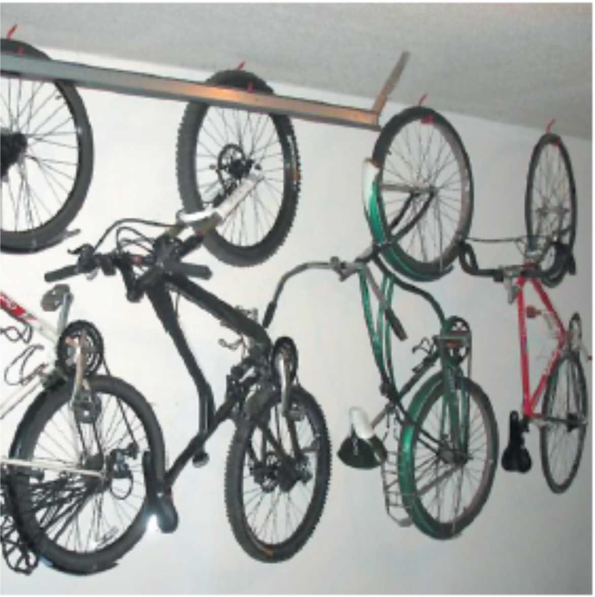 крюк для велосипеда под потолок