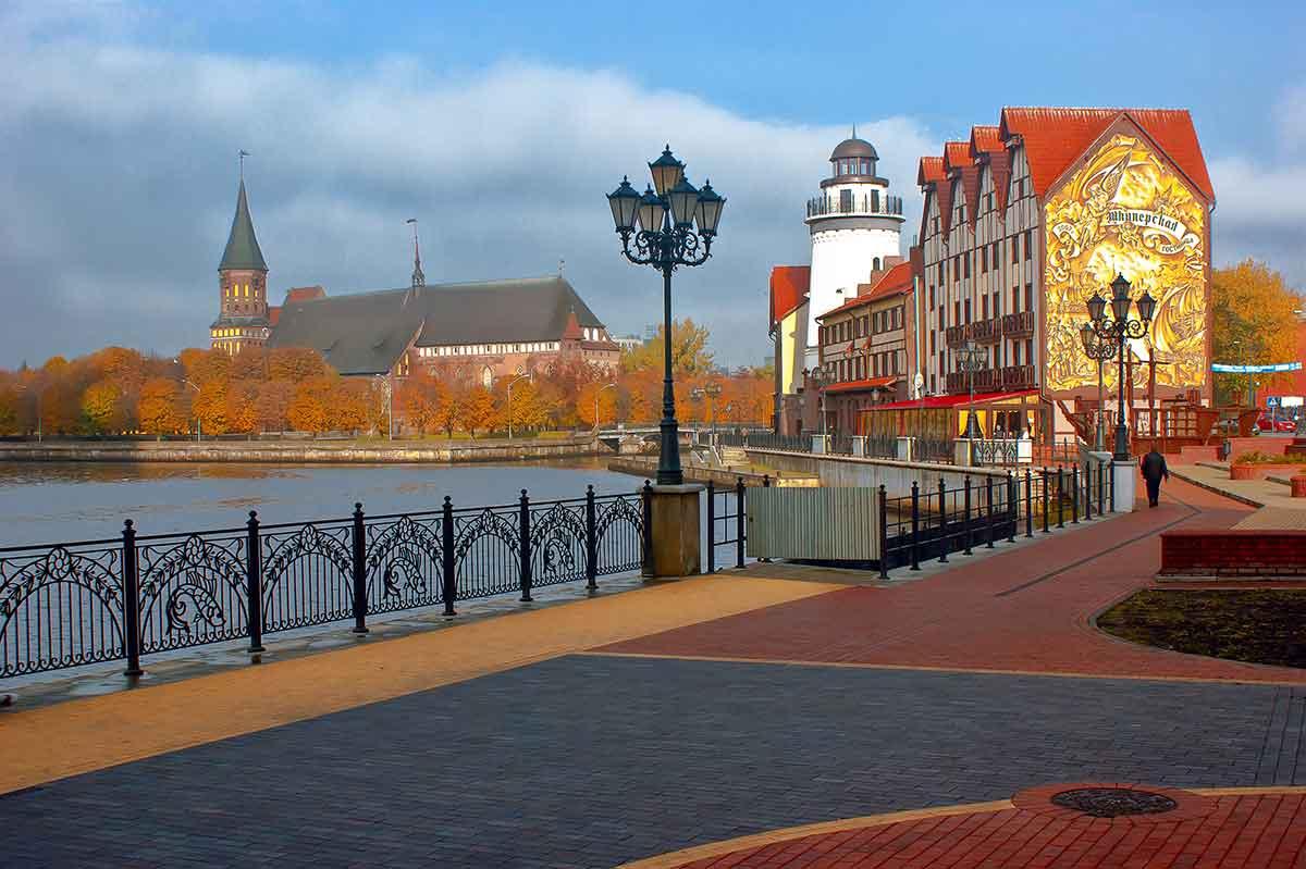 Продажа биноклей с доставкой в пункты выдачи в Калининграде