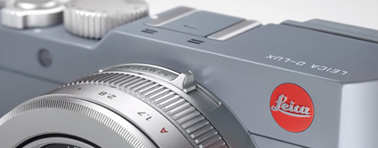 LEICA D-LUX Solid Gray