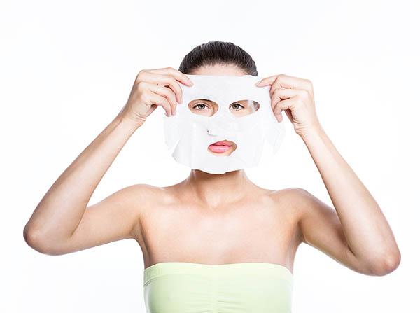 Особенности тканевых масок