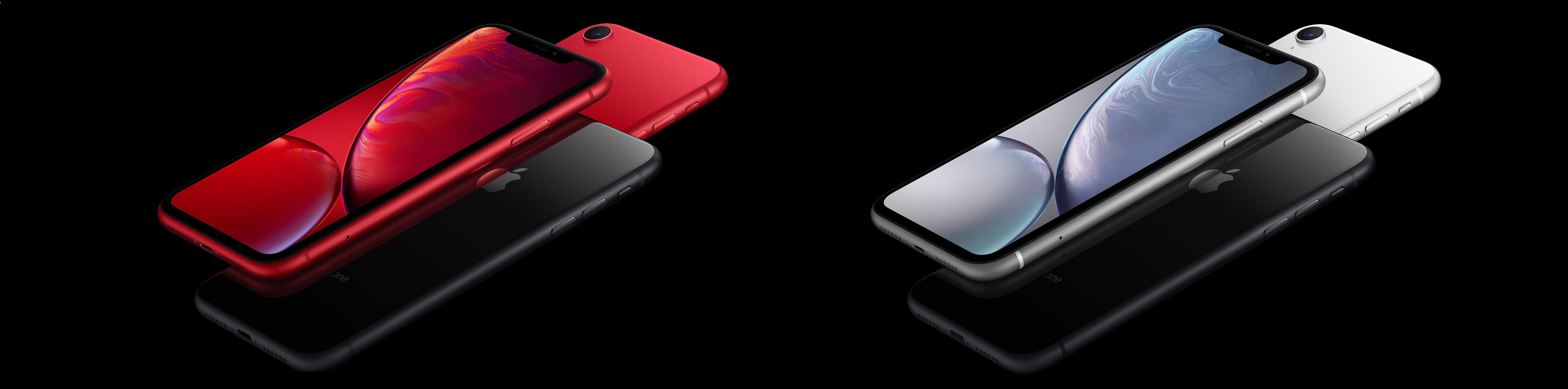 Встречайте новые iPhone XR