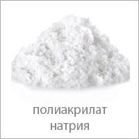 """Состав набора """"Искусственный снег"""" - полиакрилат натрия"""