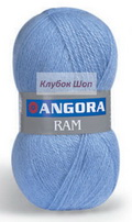 Пряжа Angora RAM YarnArt - интернет-магазин klubokshop.ru