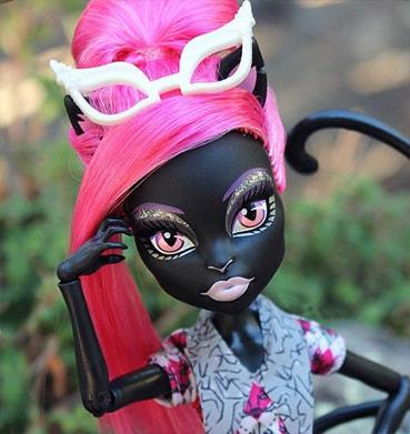 кукла Кетти Нуар - Monster High