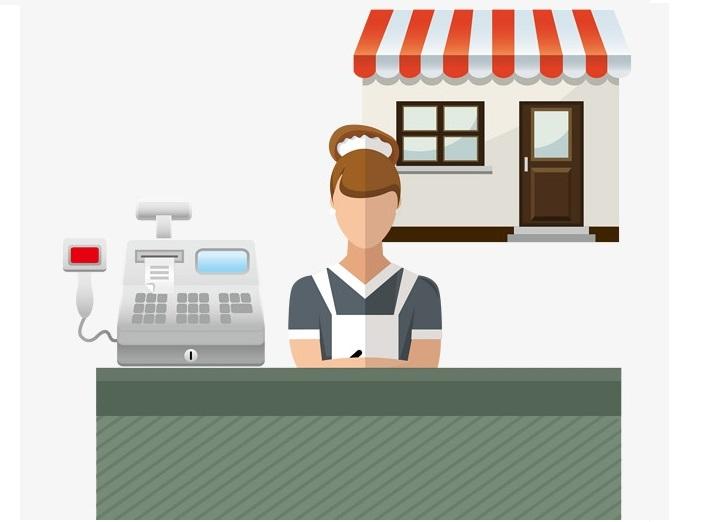 Молодые продавцы более склонны к общению